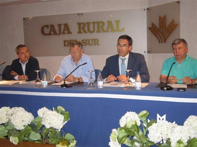 Manuel Raigada, Manuel Santana, Pedro Parias Y Ángel Gorostiri