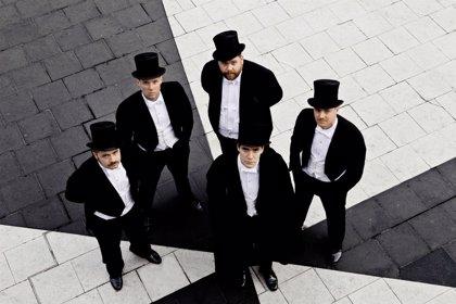 """The Hives: """"Hay que estar muy loco para estar en esta banda"""""""