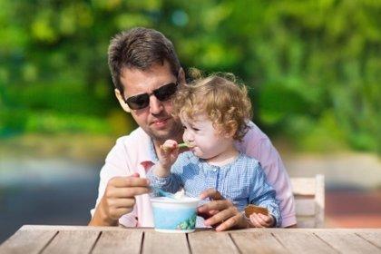 La alimentación del bebé en verano