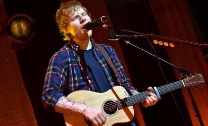 Ed Sheeran, número 1 en 83 países
