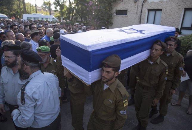 Soldado israelí muerto en Gaza