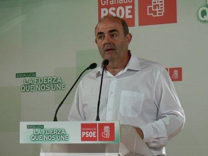 Granada sólo recibe el 0,46% de la inversión estatal en conservación de carreteras, según el PSOE