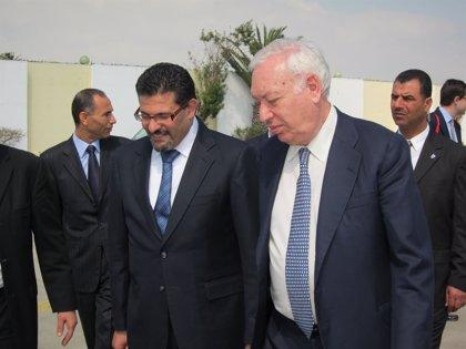 Margallo ofrece a Argelia y Malí toda la ayuda material que requieran tras el accidente del avión de Swiftair