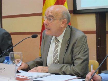CiU y ERC rechazan en el Parlament la reprobación de Boi Ruiz