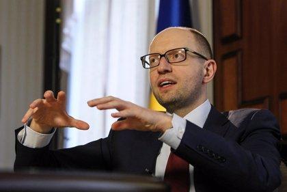 Dimite el primer ministro ucraniano