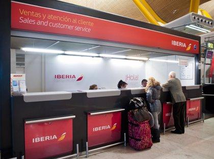 Iberia operará su vuelo nocturno a Tel Aviv con el doble de capacidad