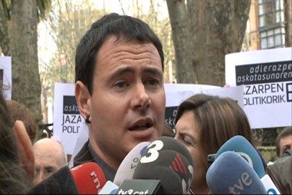 """Sortu dice que """"se ha acabado el tiempo de juicios políticos"""" y que """"el independentismo se expande cada vez más"""""""