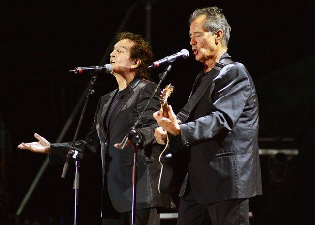 El Dúo Dinámico y sus grandes éxitos en el MadGarden Festival 2014