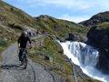 Ruta ciclista Noruega