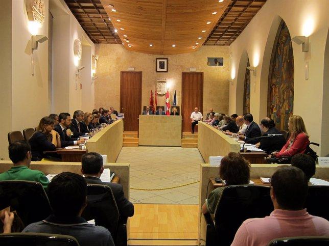 Pleno Ayuntamiento de Salamanca