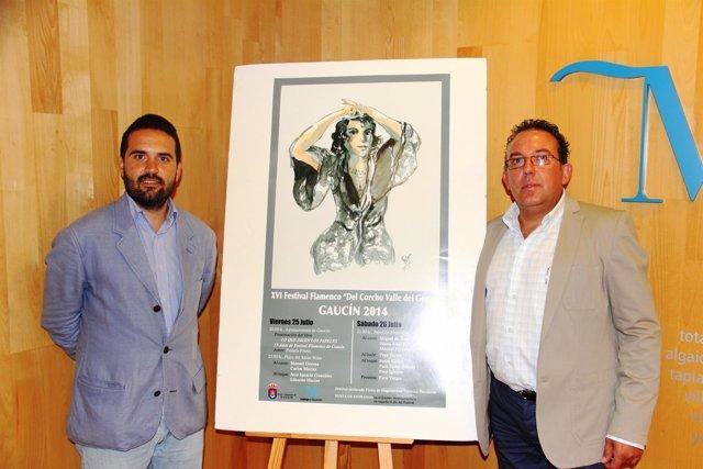 Pedro Godino, Jacobo Florido, Festival, Flamenco
