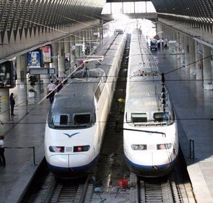 Fomento invertirá 18,1 millones de euros para la duplicación de la vía de Alta Velocidad entre Valladolid y Río Duero