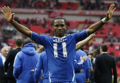Drogba confirma su regreso al Chelsea