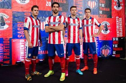 El Atlético de Madrid seguirá vistiendo 'Nike' hasta 2026