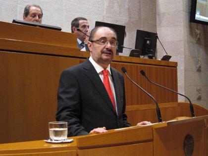 Javier Lambán encabeza la delegación del PSOE-Aragón que asistirá al Congreso federal que ratificará a Pedro Sánchez