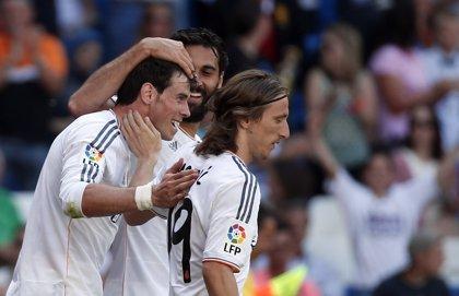 El Real Madrid arranca ante el Inter de Milán