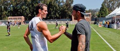"Beckham: ""James es un gran jugador, el Madrid se ha reforzado bien"""