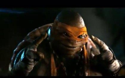 Nuevo clip de las Tortugas Ninja y... ¡posible sorpresa!