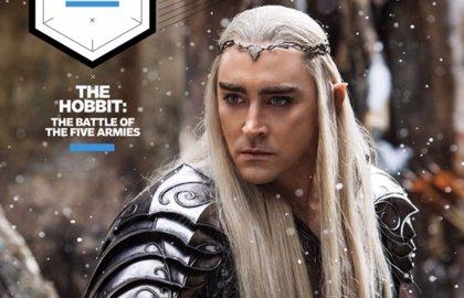 Nuevas imágenes de los protagonistas de 'El Hobbit: La batalla de los cinco ejércitos'
