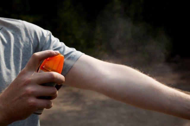 Repelente contra insectos, insecticida