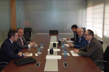 Junta traslada a Tedae su compromiso con el desarrollo del sector aeroespacial