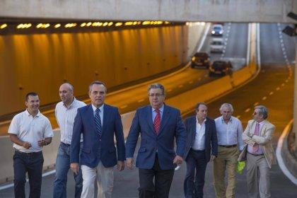 Ayuntamiento reabre paso soterrado del Tamarguillo y comenzará las obras en el de Bueno Monreal el 4 de agosto
