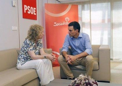 Tezanos, Gorostiaga y Casares, en la dirección del PSOE