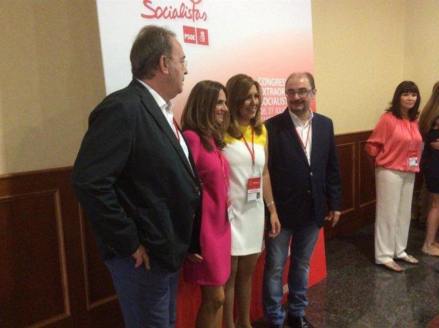 Congreso extraordinario del PSOE.
