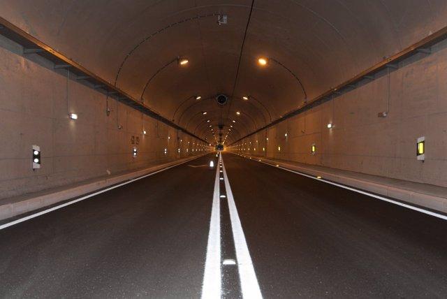 Túnel de Bielsa