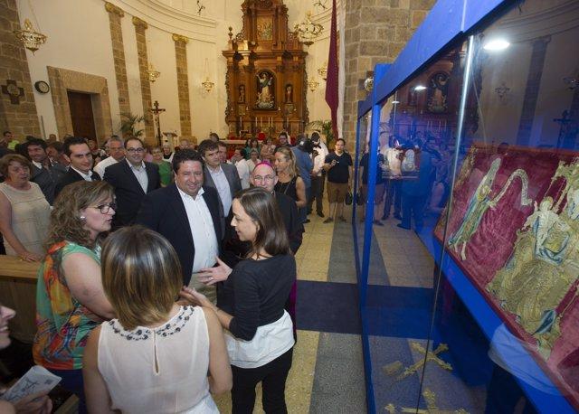 EXPOSICIÓN DEL TESORO PARROQUIAL DE BENASSAL