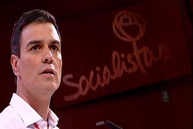 Pedro Sánchez comienza una nueva etapa socialista