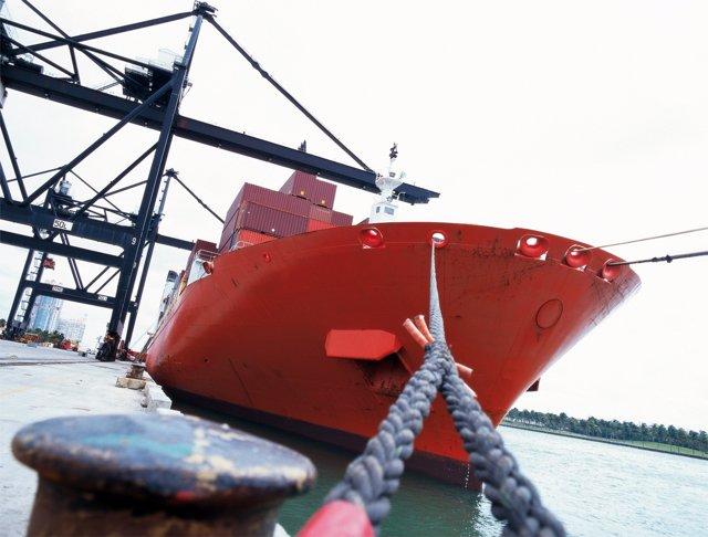 Barco, Puerto, Exportaciones, Mercado, Exportar,