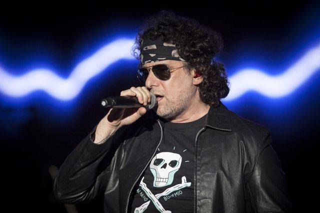 Andrés Calamaro en el Amstel Música en Grande