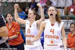 España se cuelga el bronce en el Europeo Sub-18 femenino