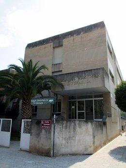Imagen de la Escuela de Enfermería de La Rioja