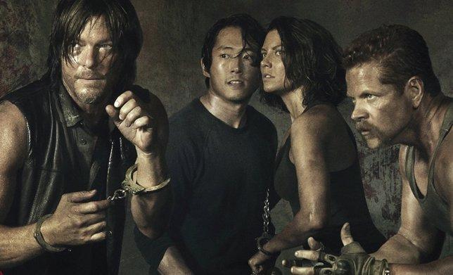 The Walking Dead, primer tráiler de la quinta temporada