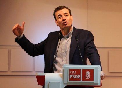 """Gómez rechaza """"radicalismos centralistas y separatistas"""" y cree que el escándalo de Puyol deja """"tocado"""" al nacionalismo"""