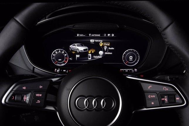 Sonido del Audi TT