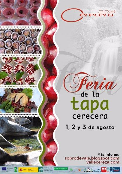 El Valle del Jerte celebra la I Feria de la Tapa Cerecera