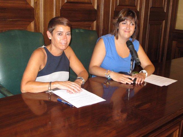 Presentación actividades de verano para jóvenes en los barrios rurales de Teruel