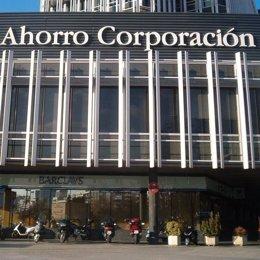 ahorro corporacion edificio
