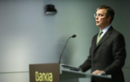 Economía/Finanzas.- Bankia prevé más fusiones en el sector financiero tras los test de estrés y la Unión Bancaria
