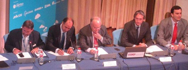 Inauguración del curso de Sostenibilidad de Ciudades en la UIMP