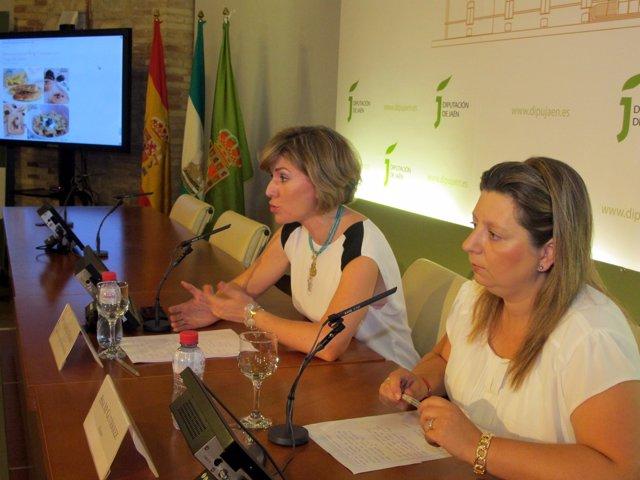 Presentación del blog de recetas de Degusta Jaén