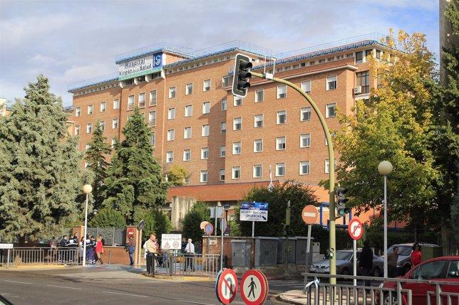 Hospital Virgen de la Salud, Sanidad