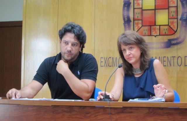 Antonio Guinea de Toro y María del Mar Shaw
