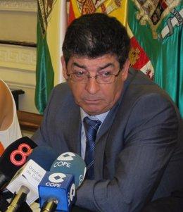 Diego Valderas, vicepresidente de la Junta de Andalucía