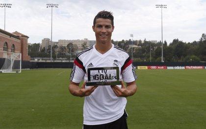 """Cristiano quiere que el Real Madrid """"levante todos los títulos posibles"""""""