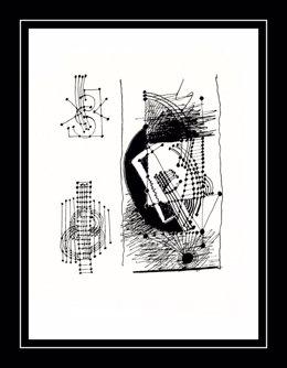 Cartel Estudios de Guitarra Museo de Arte Contemporáneo Genalguacil