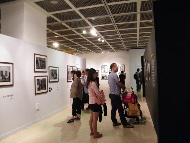 Exposición Picasso en Corea